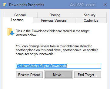 Move_Downloads_Folder_Location_Windows_10