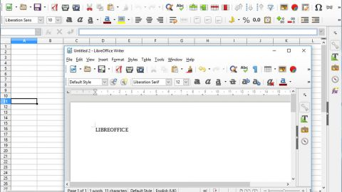 uninstall LibreOffice