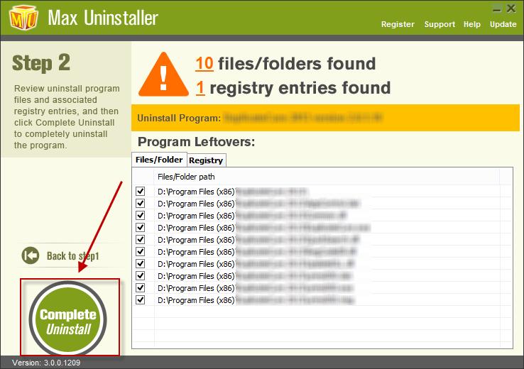 البرامج Uninstaller 3.0.1.1409 2014,2015 20140527030526_26297